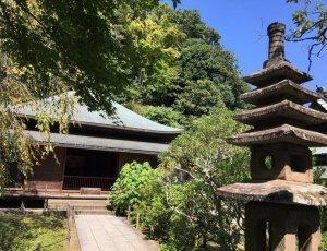 Храм Токэй-дзи