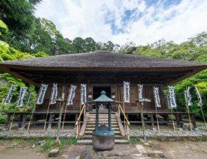 Храм Сугимото-Дера