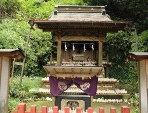 Храм Саске Инари