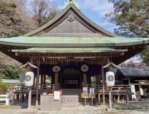 Храм Камакура-гу