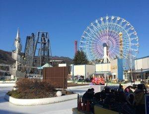 Парк развлечений Фудзи-Кью Хайлэнд