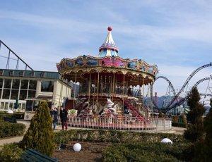 Парк развлечений La Ville de Gaspard et Lisa