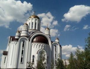 Фото Храм Ксении Петербургской в Воронеже