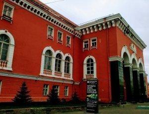Фото Дом Офицеров в Воронеже