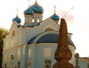 Фото Храм Самуила Пророка