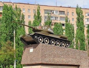Фото Памятник Танкистам