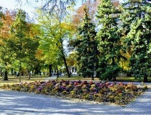 Покровский сквер