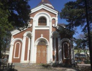 Армянская церковь Святого Карапета
