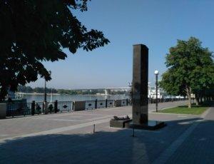 Памятник «Пограничникам всех поколений»