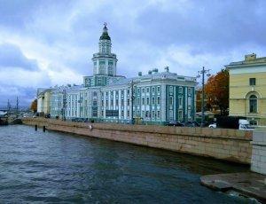 Музей Кунсткамера