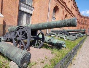 Военно-исторический музей артиллерии инженерных войск
