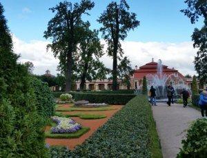 Дворец Монплезир Петергоф