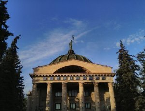 Фото Волгоградский планетарий