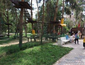 Верёвочный Парк «Тарзания»