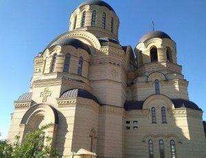 Церковь Иоанна Кронштадтского