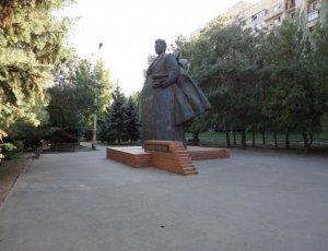 Памятник В. И. Чуйкову