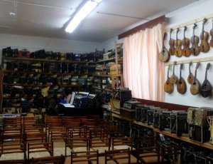 Музей музыкальных инструментов Е.Н. Пушкина