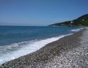 Пляж «Ласточка» на Мамайке