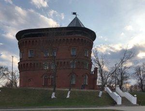 Водонапорная башня: музей Старый Владимир