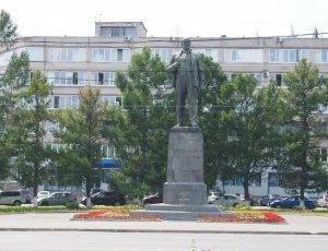 Фото Памятник Ленину
