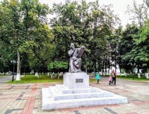 Фото Памятник Андрею Рублеву