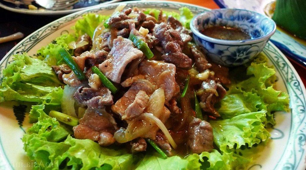 Что попробовать из еды в Камбоджи