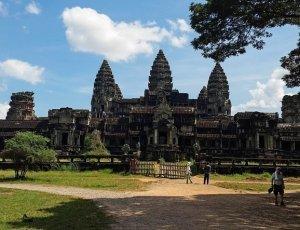 Путешествие в страну кхмерской культуры Камбоджи