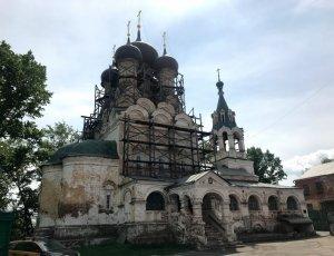 Богородице-Успенская Церковь