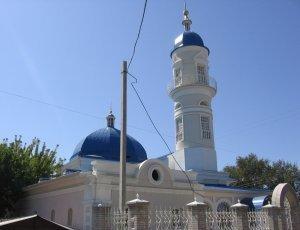 Соборная Белая Мечеть
