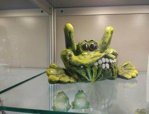Музей лягушек и жаб «Муляж»