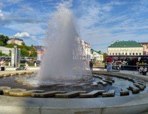Парк Тысячелетия Казани