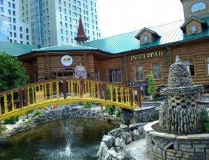 Татарская деревня «Туган Авылым»