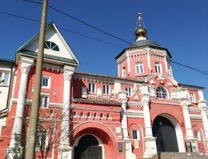 Кизический Введенский мужской монастырь