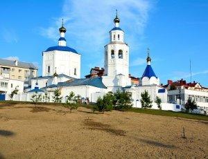 Церковь святой великомученицы Параскевы Пятницы