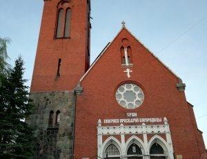 Фото Церковь Покрова Пресвятой Богородицы: Кирха Розенау
