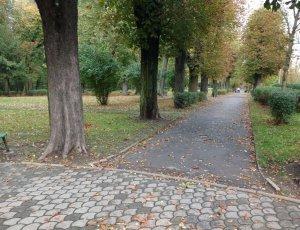 Парк Балтийский