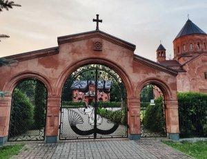 Армянская Церковь Святого Степаноса