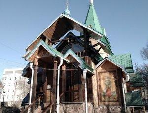 Храм святой блаженной Ксении Петербуржской