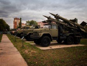 Музей военной автомобильной техники «РВАИ»