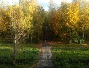 Парк имени Ю.А. Гагарина