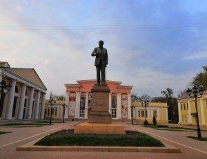 Памятник Ивану Петровичу Павлову