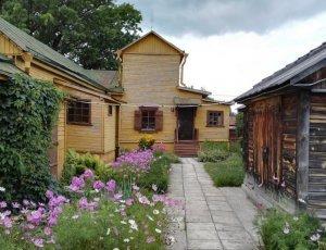 Дом-музей И.П. Пожалостина в Солотче