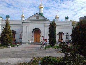 Троицкий Рязанский мужской монастырь