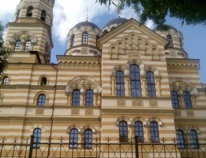 Храм в честь святого праведного Иоанна Кронштадтского