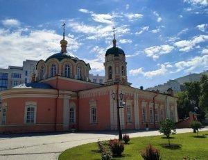 Епархиальный Богородице-Рождественский женский монастырь