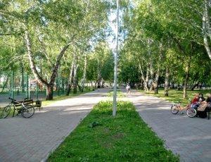 Сквер Авиаторов