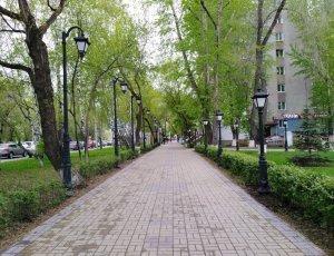 Сквер имени Немцова