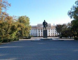 Фото Памятник В.И. Ленину