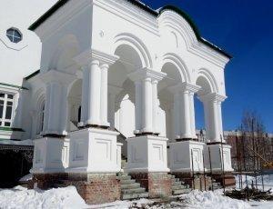 Приход Храма Благовещения Пресвятой Богородицы