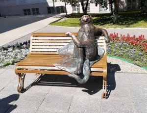 Памятник Йошкин кот